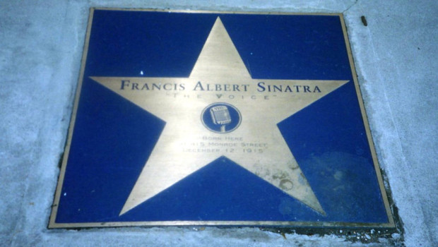 WALKING WITH THE CHAIRMAN — The Hoboken Historical Museum's Self-Guided Sinatra Tour