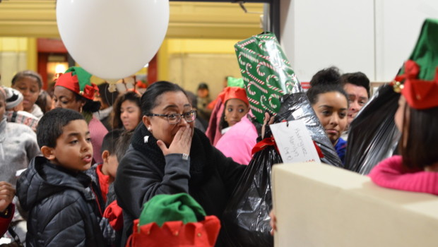 CHRISTMAS EXCHANGE: Hoboken Grace Spreads Joy to Hundreds of Area Families