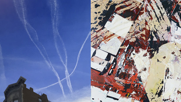 URBAN LANDSCAPES: Darkness & Light — Art Reception for Tim Daly and Roy Kinzer