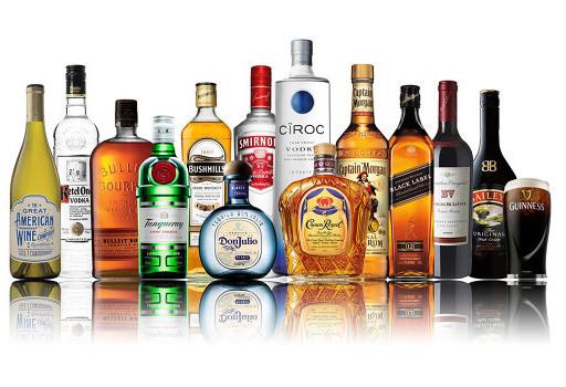 happy hour with diageo liquor and beer brands mcswiggan s
