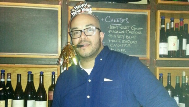 ASK YOUR BARTENDER: Bin 14's Joel David Liscio