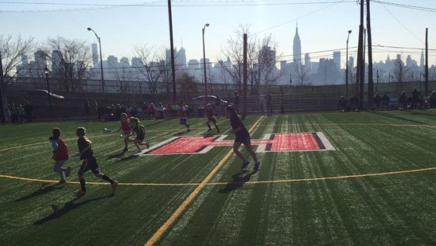 Hoboken Redwings Girls JV Lacrosse Set to Face-Off for Spring 2016