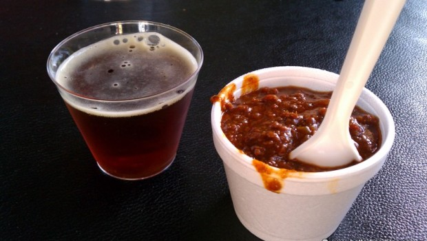 CHILI & BEER: Hoboken Volunteers Chili Cook-Off and Homebrewing Contest — SATURDAY