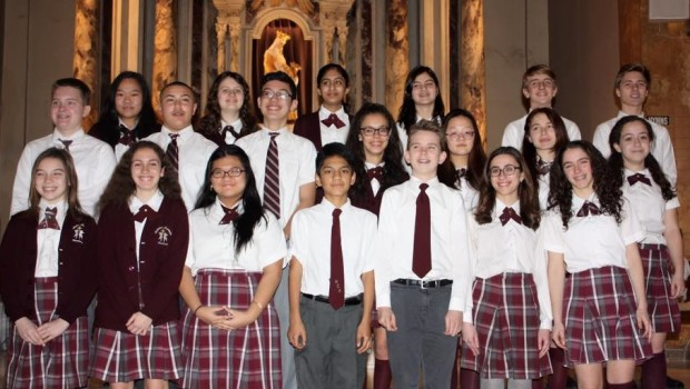 Hoboken Catholic Academy Class of 2016 Celebrates Tremendous Scholastic Achievement