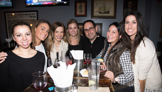 PHOTO GALLERY: hMIXER @ Mills Tavern for Walk MS