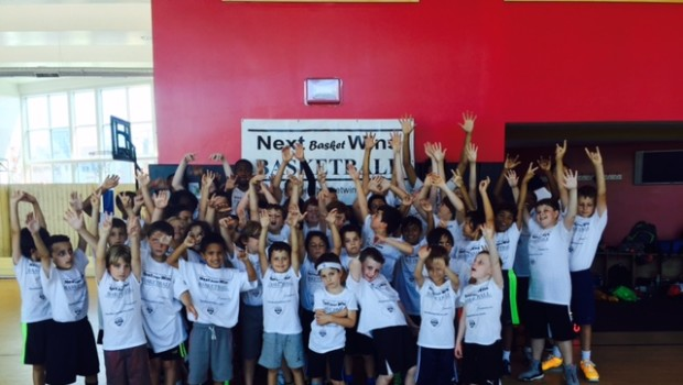 NEXT BASKET WINS: Basketball Summer Camp Filling Up NOW!!! (VIDEO)