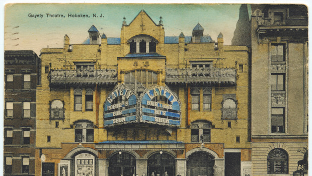 SEACOAST OF BOHEMIA: A Brief History of Theatre in Hoboken