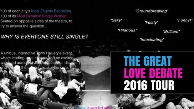"HE SAID, SHE SAID: Mile Square Theatre to Host ""The Great Love Debate"""