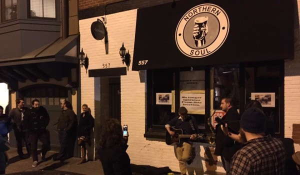 CAN MUSIC SAVE YOUR NORTHERN SOUL? Patrons, Staff and Musicians Rally Behind Local Favorite