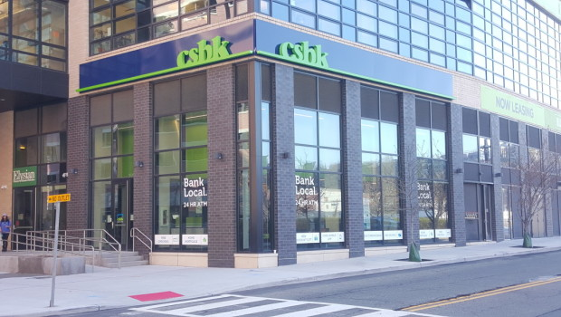 CSBK Hosts Grand Opening Party at Hoboken Banking Center — SATURDAY