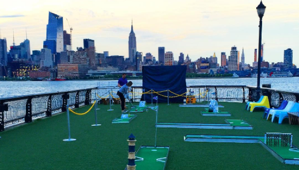 hMIXER: Pier 13 Mini Golf for HoLa — TONIGHT