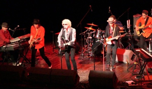 CARRY THE NEWS: Ian Hunter & The Rant Band Headlining the Hoboken Arts & Music Festival