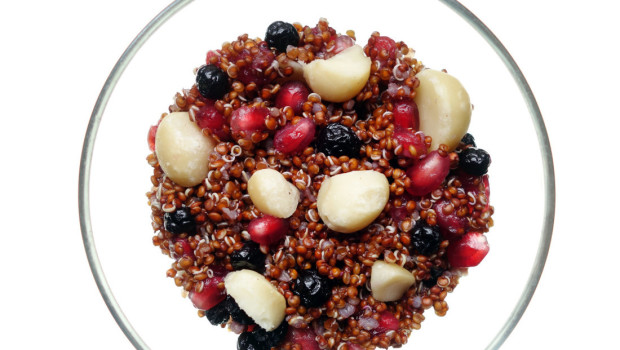 RAVE: Keen for Quinoa — The Mile Square Table