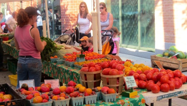 Hoboken Uptown Farmers' Market is BACK — Thursdays from June to October