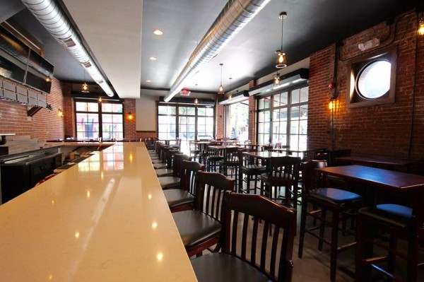 A sneak peek inside Urban Coalhouse Pizza + Bar.