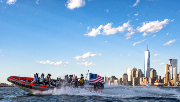 HIGH-SPEED TOURISM: RIB New York Offers Exciting Tours of Harbor