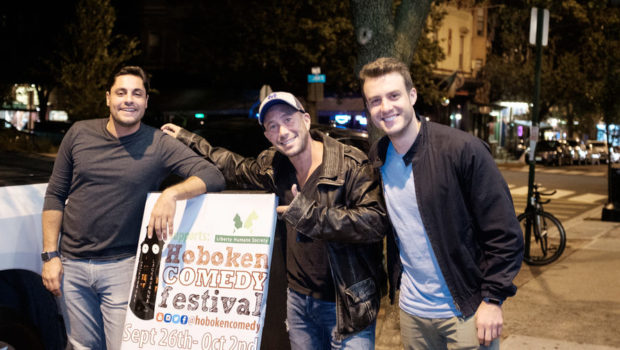 HOBOKEN COMEDY FESTIVAL: Opening Night at The Shannon | PHOTOS