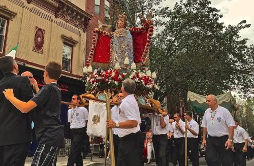 HOBOKEN ITALIAN FESTIVAL 2017: Feast of the Madonna Dei Martiri, September 7-10