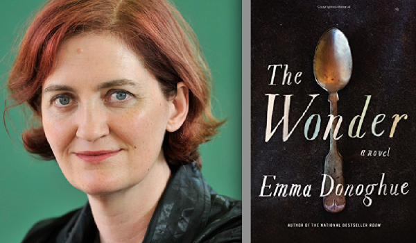 THE WONDER Author Emma Donoghue Comes to Hoboken — THURSDAY