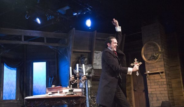 "REVIEW: Mile Square Theatre's ""Dracula: The Journal of Jonathan Harker"" Leaves Its Mark"
