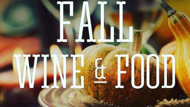 RAISE YOUR GLASS TO AUTUMN: Fall Wine & Food Pairing Event — FRIDAY