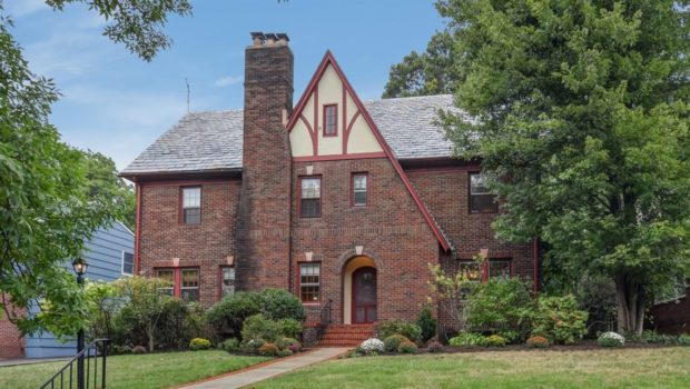FEATURED PROPERTY: 110 Christopher Street, Montclair; 6BR/3BA — $799,000