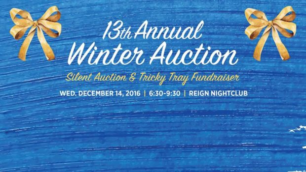 HOBOKEN SHELTER WINTER AUCTION — Wednesday, Dec. 14 @ Reign