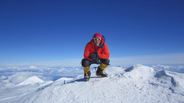 HOBOKEN TO THE HIMALAYAS: Local Resident/Irish Expat to Honor His Father by Climbing Everest