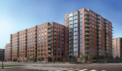 Maxed Toll Brothers Announce That Hoboken 39 S 1100 Maxwell