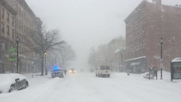 BUY BEER NOW: Hoboken Winter Storm Warning in Effect; 6-10 Inches Possible