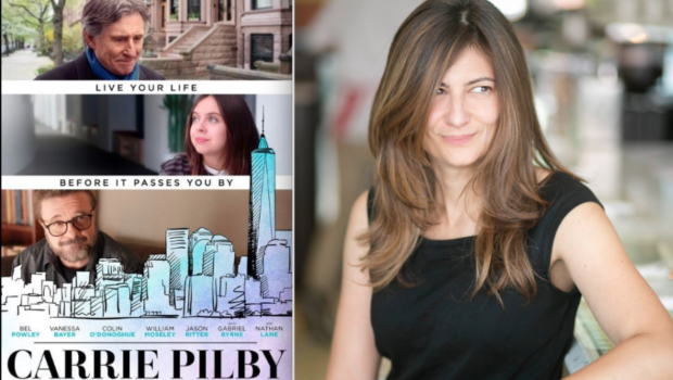 CARRIE PILBY: Hoboken Writer Caren Lissner Gets The Hollywood Treatment