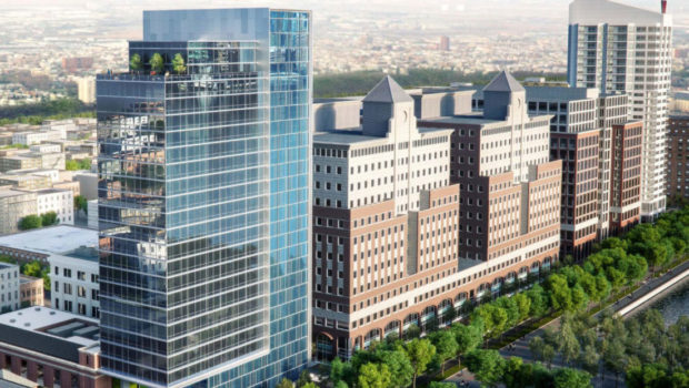 Faced With Ethical Questions and Litigation, Hoboken Goes Back to the Drawing Board on Waterfront Hilton Hotel Deal