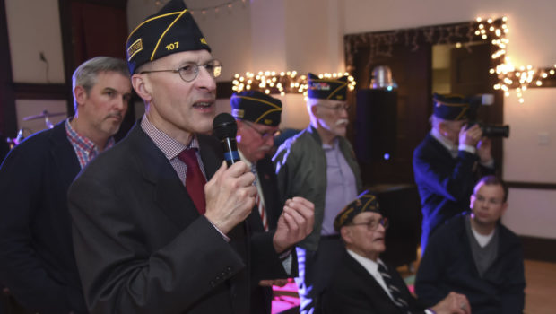 LEGION OF SUPPORT: Huge Community Turnout to Raise Funds for Initiative to House Homeless Veterans — PHOTO GALLERY