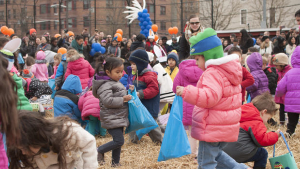 Hoboken Grace Hosts Seventh Annual Easter Egg Hunt in Hoboken — SATURDAY, APRIL 8th