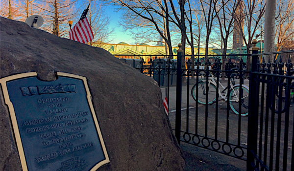 WAR ON THE WATERFRONT: 100 Years After Pershing's Promise, Hoboken Examines Its Vital Role in World War I