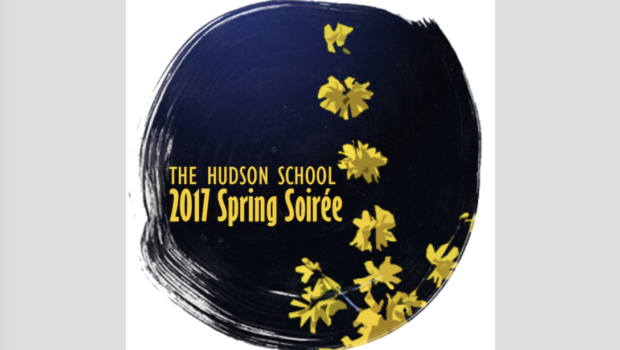 THE HUDSON SCHOOL SPRING SOIREE DINNER & AUCTION — Thursday, May 4th