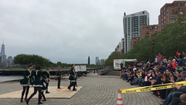 IRISH NEED APPLY: Hoboken Irish Festival Takes on Deeper Meaning in Wake of Anti-Immigrant Incident