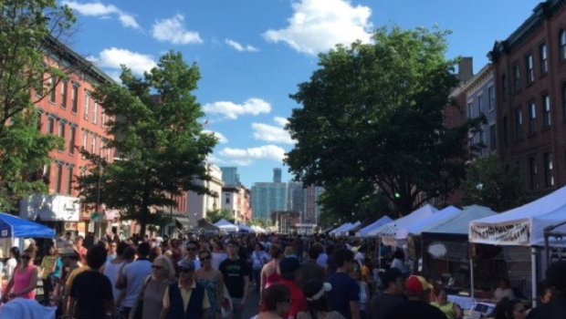 MOVIN' ON UP: Hoboken Arts & Music Festival Shifts Uptown this Spring — SUNDAY, JUNE 11th
