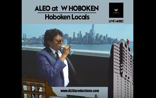 ALEO at W Hoboken Puts Local Musicians in the Limelight