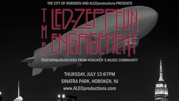 Led Zeppelin Engagement Drops the 'Hammer of the Gods' on Sinatra Park — THURSDAY, JULY 13 @ 7 p.m.