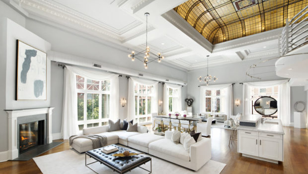 FEATURED PROPERTY: 313 1st Street, #PH; Breathtaking Historic 2BR/2.5BA — $2,470,000