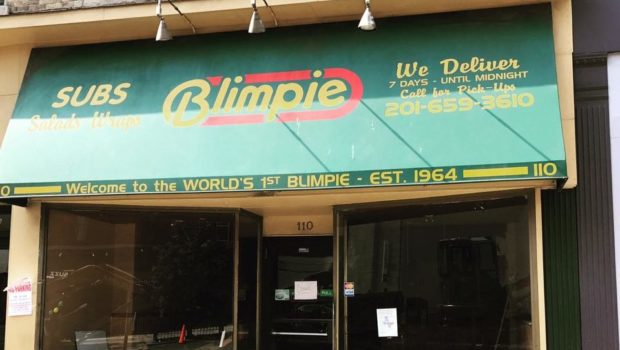 OH, THE HUMANITY: Blimpie Crashes Out of Hoboken