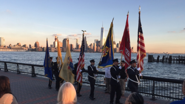 Hoboken 9/11 Memorial Installed to Honor Fallen Residents