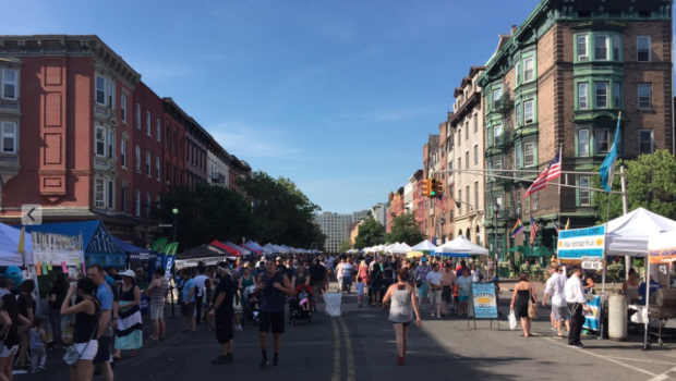 UPTOWN FUNK: Hoboken Arts & Music Festival Returns to the Northern End of Town — SUNDAY, SEPTEMBER 24
