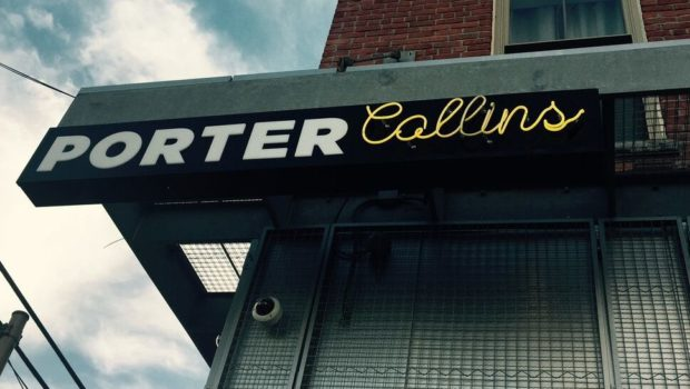 PORTER COLLINS CLOSED: Fledgling Uptown Hotspot Goes Dark