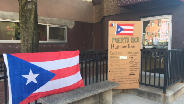 AYUDAMOS: Puerto Rico Still Needs Our Help