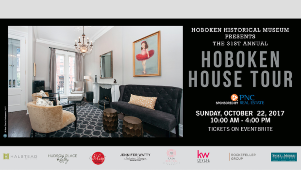 ANNUAL HOBOKEN HOUSE TOUR: Hoboken Historical Museum Showcases Remarkable  Homes Around The Mile Square U2014