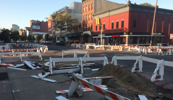 EXILE ON MAIN STREET: Washington Street Redesign Temporarily Suspended; Businesses Reportedly Suffering