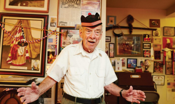 Hoboken's Jack O'Brien Has Passed Away