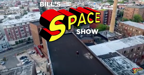 BILL'S SPACE SHOW: Episode Two — Overlake, the Space Boys and Host William James Hamilton